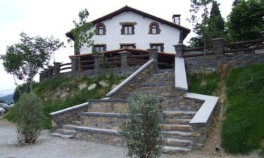 Casa Rural Bartzelona en Legorreta (Guipúzcoa)
