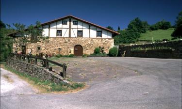 Casa Rural Bazterretxe en Berastegi a 23Km. de Ezkurra