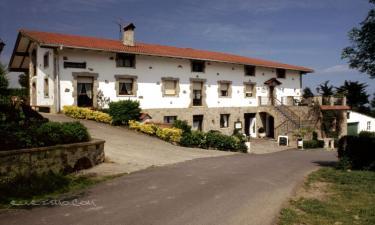 Casa Rural Berazadi Berri en Zarautz (Guipúzcoa)