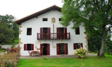 Casa Rural Eizaguirre en Irún (Guipúzcoa)
