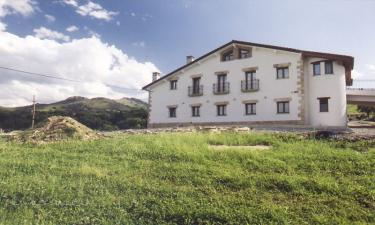 Casa Rural Enbutegi en Urnieta a 6Km. de Andoain