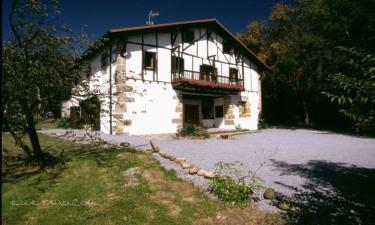 Casa Rural Endara en Lezo a 1Km. de Rentería
