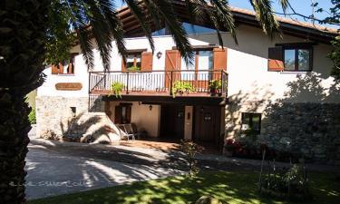 Casa Rural Erretegi Haundi en Oiartzun a 6Km. de Rentería