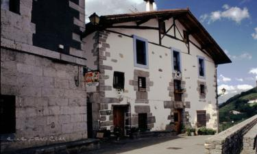 Casa Rural Etxeberri en Regil a 9Km. de Alkiza