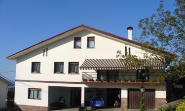 Casa Rural Gaikoetxe en Zarautz (Guipúzcoa)