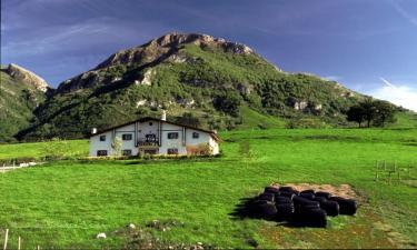 Casa Rural Haundikoa en Amezketa (Guipúzcoa)