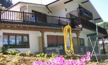 Casa Rural Higeralde en Hondarribia (Guipúzcoa)