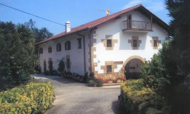 Casa Rural Iragorri en Oiartzun (Guipúzcoa)