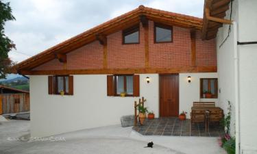 Casa Rural Irizar Azpikoa en Zaldibia a 15Km. de Segura