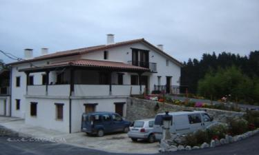 Casa Rural Itulazabal