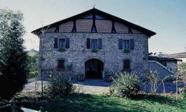 Casa Rural Jesuskoa en Zumaia a 6Km. de Aizarnazabal