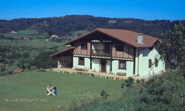 Casa Rural Kanpoeder