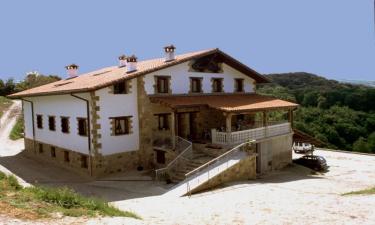 Casa Rural Karakas Zar en Zumaia a 3Km. de Arroa Bekoa