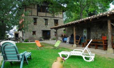 Casa Rural Kaxkarre en Astigarraga (Guipúzcoa)