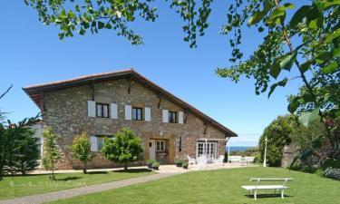 Casa Rural Landarte en Zumaia a 3Km. de Arroa Bekoa