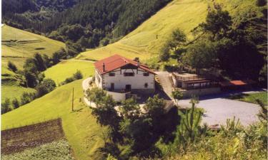 Casa Rural Lazkao Etxe en Zaldibia a 24Km. de Atallu