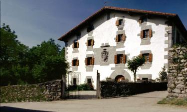 Casa Rural Lete en Alkiza (Guipúzcoa)