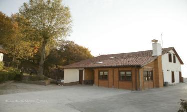 Casa Rural Montefrio en Urnieta (Guipúzcoa)