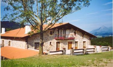 Casa Rural Oiharte en Zerain a 5Km. de Ormaiztegi