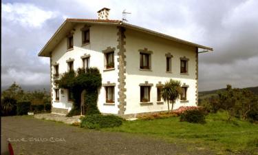 Casa Rural Olaskoaga Goikoa en Aia (Guipúzcoa)