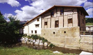 Casa Rural Ondarre Baserria en Segura (Guipúzcoa)