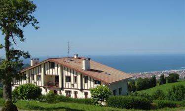 Casa Rural Sagarmaneta en Aia (Guipúzcoa)