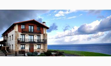 Casa Rural Santa Klara en Zumaia a 2Km. de Arroa Bekoa