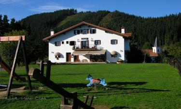 Casa Rural Segore Etxeberri en Albiztur (Guipúzcoa)