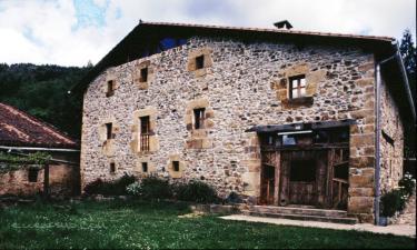 Casa Rural Tellerine en Zerain a 3Km. de Segura