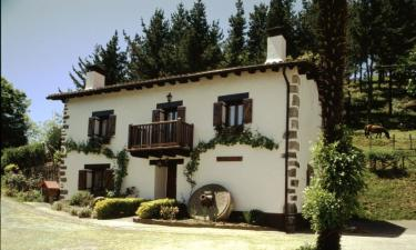 Casa Rural Ugarte en Asteasu (Guipúzcoa)