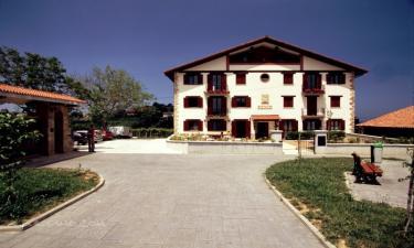 Casa Rural Xabin Etxea en Getaria (Guipúzcoa)