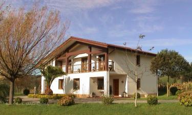 Casa Rural Zabale en Aduna a 5Km. de Andoain