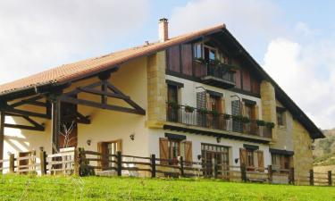 Casa Rural Zelai Eder en Donostia-San Sebastián (Guipúzcoa)
