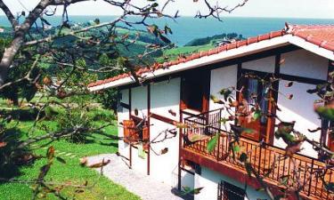 Casa Rural Zelaieta Barri en Deba (Guipúzcoa)