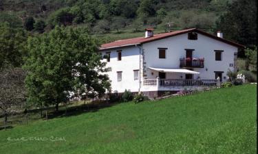 Casa Rural Ziasoro en Zizurkil (Guipúzcoa)