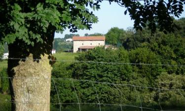 Casa Rural Abeta-Zaharra en Getaria a 6Km. de Zumaia