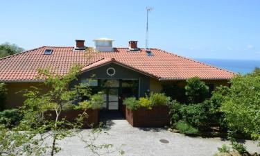 Casa rural Mar y Mar en Donostia-San Sebastián (Guipúzcoa)