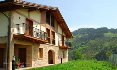 Casa rural Kortazar en Zestoa a 12Km. de Azkoitia