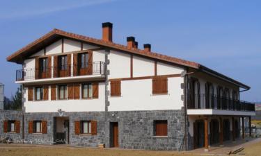 Casa rural Larre Aundi en Rentería a 6Km. de Oiartzun