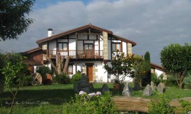 Olazi en Oiartzun (Guipúzcoa)