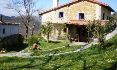 Casa Rural Artaunsoro aterpea en Regil a 8Km. de Albiztur