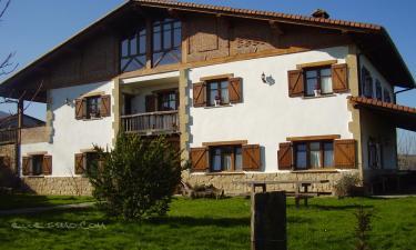 Casa Rural Orortegi en Aia (Guipúzcoa)