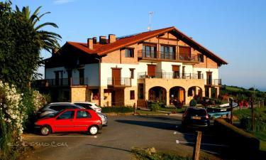 USOTEGI Agroturismo-casa rural en Getaria (Guipúzcoa)