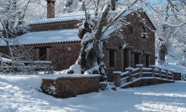 Casa Rural Finca el Tornero en Aracena a 25Km. de Fuentes de León