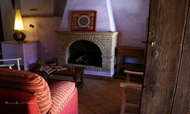 Casa Rural Casa del Rio y Casa de la Jara en La Nava (Huelva)