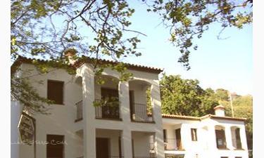 Las Palmeras Rural en Almonaster la Real (Huelva)