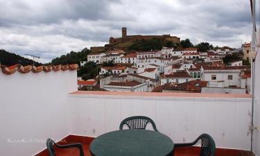 Casa rural La Torre en Almonaster la Real (Huelva)