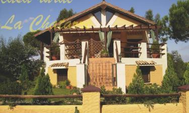 Casas Rurales La Chatarré en Calañas (Huelva)