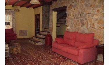 La Fonda del Castillo en Cumbres de San Bartolomé a 30Km. de Fuentes de León
