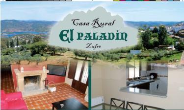 El Paladín en Zufre (Huelva)